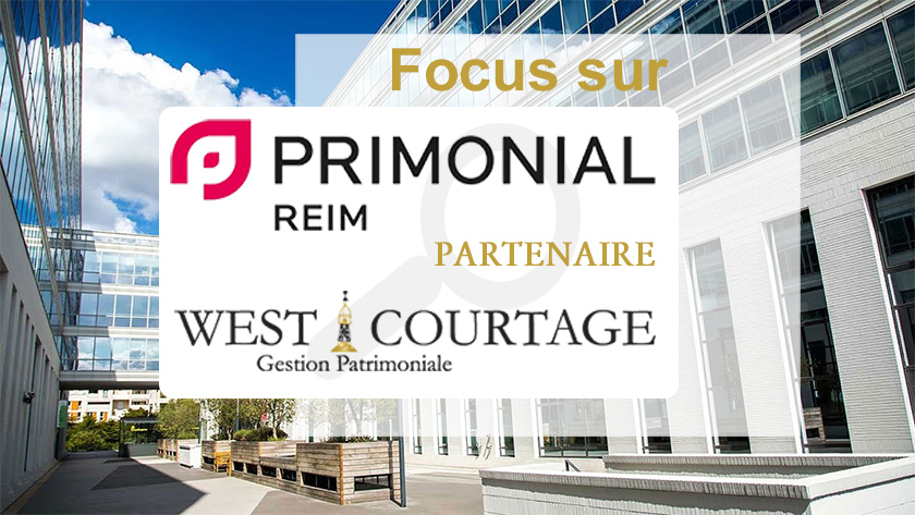SCPI West Courtage Brest